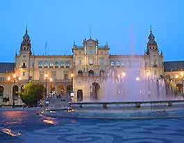 Seville Tourist Attractions