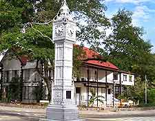 Further image of the Lorloz Clock Tower in Victoria