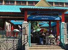 Sir Selwyn Selwyn Clarke Market picture, Victoria
