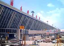 Shanghai Airport (PVG) Airlines and Terminals: Photo of Pudong International Airport