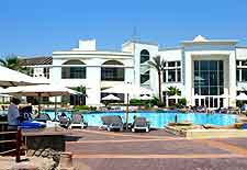 Picture of hotel resort and pool