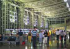 Interior photo of Taoxian International Airport (SHE)