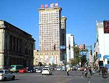 Photo of the Heping / Downtown district