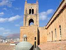Further view of the Monreale Cathedral (Cattedrale Monreale)