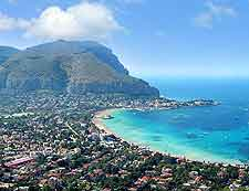 Image of the Palermo coastline