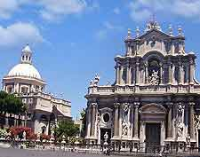 Photograph of Catania Cathedral (Cattedrale di Sant' Agata)