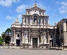 Further picture of Sant Agata's Cathedral in Catania