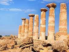 Photo of the Valley of the Temples (Valle dei Templi), Zona Archeologica, Via dei Templi, Agrigento, Sicily