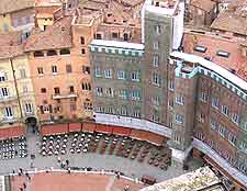 Further view from the Torre del Mangia