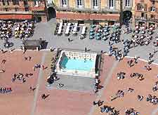 Photo of the Piazza del Campo