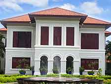 Malay Heritage Centre picture, located on Sultan Gate, Singapore City