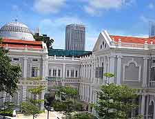 Photograph of the National Museum