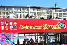 Photo of local sightseeing bus tour