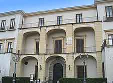 Further image of the Museo Correale di Terranova