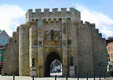 Picture of the medieval Bargate