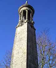 Photo of the Mayflower Memorial