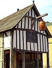 Picture of the Medieval Merchant's House