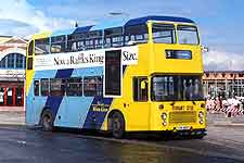 Southampton Airport (SOU) Directions: Bus picture