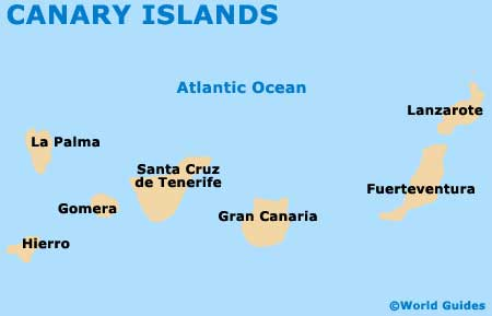 Lanzarote maps and orientation lanzarote canary islands spain canary islands map gumiabroncs Image collections