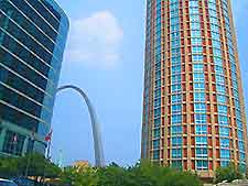 Hotels Near  Convention Plaza St Louis Mo