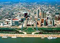 tourism saint louis missouri vacations