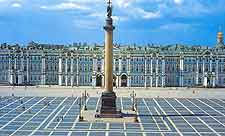 View of the Palace Square
