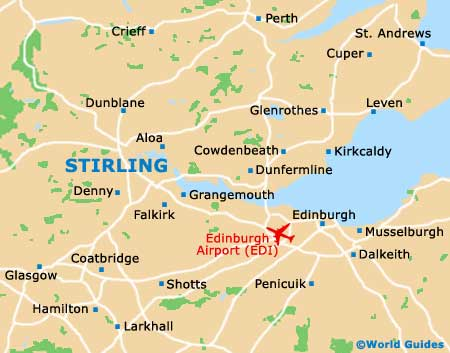 Small Stirling Map
