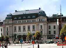 Stockholm Central Station photograph