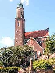 Photo showing the Engelbrekt Church