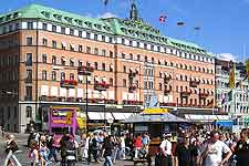 Stockholm Airport (ARN) Hotels: Picture of the Grand Hotel