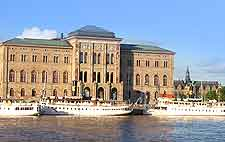 Photo of the Stockholm National Museum of Fine Arts