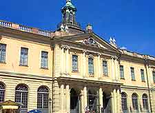 Picture showing the Nobel Prize Museum