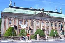 Photo of the Riddarhuset (House of Lords)