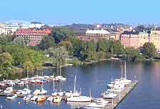 Photo showing the Sodermalm neighbourhood