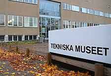 Image of the Technology Museum (Tekniska Museet)