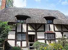Anne Hathaway's Cottage photograph