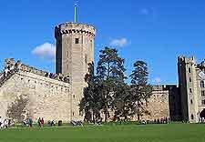Warwick castle picture