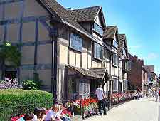 Further photograph of Shakespeare's Birthplace