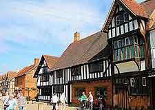 Image of local period architecture