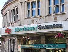 Car Rental Swansea Train Station