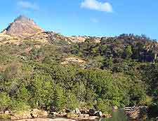 Image of natural scenery in Swaziland