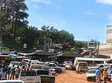 Further view of Swaziland traffic