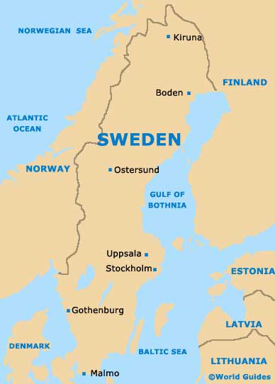 Stockholm maps and orientation stockholm county sweden map of stockholm publicscrutiny Image collections