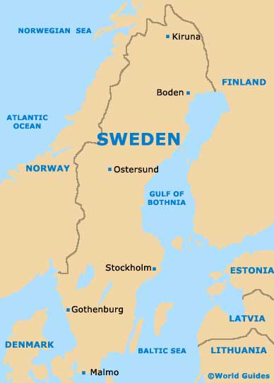 Map Of Stockholm Arlanda Airport ARN Orientation And Maps For - Sweden map airports