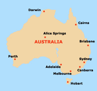 Australia Map Canberra.Maps Of Canberra University Of Canberra Map Of Canberra University
