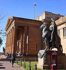 Sydney Art Galleries