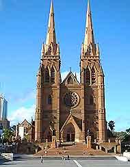 Sydney Churches