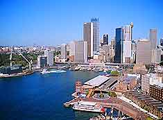 Sydney Attractions and Sydney Sightseeing