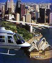 Sydney Blue Sky Helicopter Tours