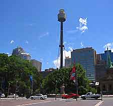 Sydney Travel and Transport